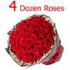 send 4 dozen roses to davao philippines, order online 48 roses to davao