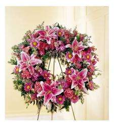 Send Loving Remembrance Wreath To Cebu