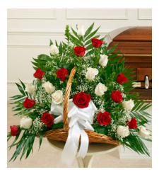 Send Rose Bliss Basket To Cebu