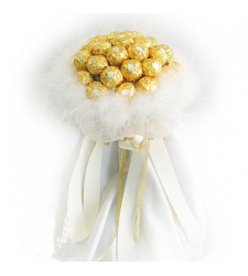 Ferrero White Bouquet  Online Order to Cebu Philippines