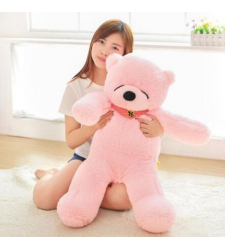2 Feet Pink Color Teddy Bear