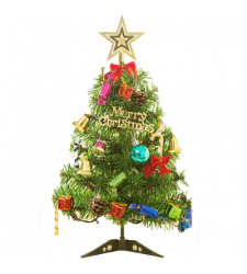 send 55cm christmas tree with led light to cebu