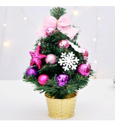 send 30cm artificial tabletop mini christmas tree to cebu