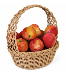 Full Fresh Apple Basket